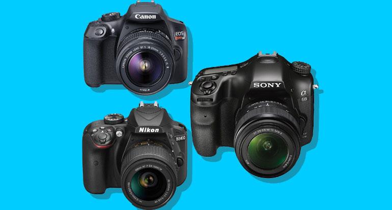 4 Best Beginners SLR Cameras for 2020